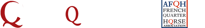 AFQH &#8211; Association Franaise du Quarter Horse